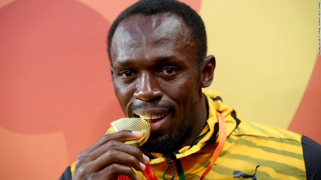 The taste of success is nothing new to Bolt, who made it nine World Championship gold medals with his triumph on Sunday.