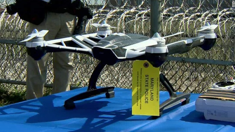 authorities stop drone delivery maryland prison pkg_00001020