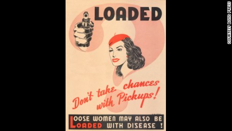 Protect Yourself: Venereal Disease Posters of World War II