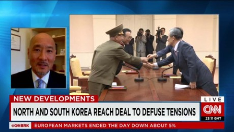 exp North and South Korea reach a deal_00002001