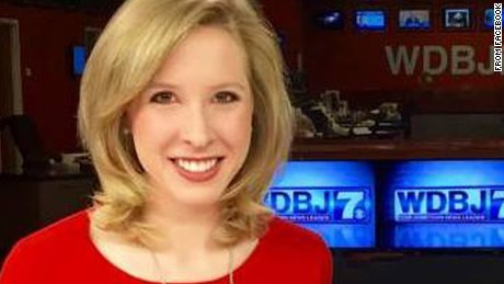 Reporter Alison Parker and her cameraman were shot to death in August during a live broadcast.
