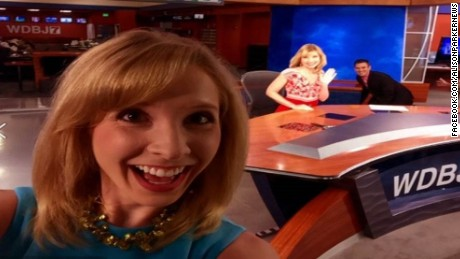Alison Parker's mentor gets choked up remembering her