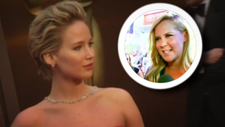 JLaw and Amy Schumer team up for comedy!