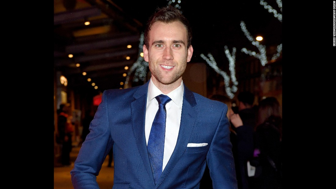 "Matthew Lewis, who starred as the shy and unassuming Neville Longbottom in the ""Harry Potter"" movies, has grown into a strapping young man. He buffed up for roles as a soldier in ""Bluestone 42"" and an athlete in ""Me Before You."""