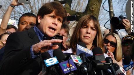 Ex-Illinois Gov. Rod Blagojevich's 14-year sentence upheld