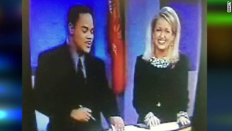 Former co-worker: WDBJ gunman was 'life of the party'