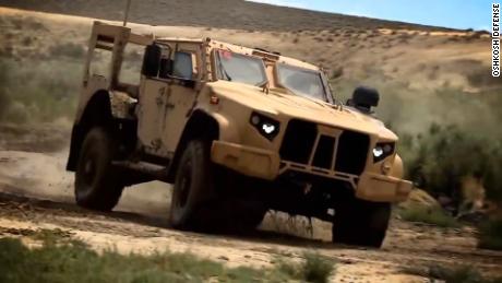 Jltv In Action >> Army awards new vehicle - CNNPolitics