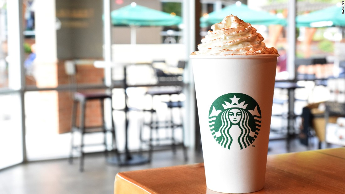 Starbucks pumpkin spice latte is the drink that started it all back in 2003.