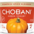 10 pumpkin spice yogurt.