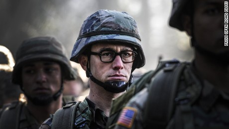'Snowden' builds case for whistleblower in Oliver Stone movie