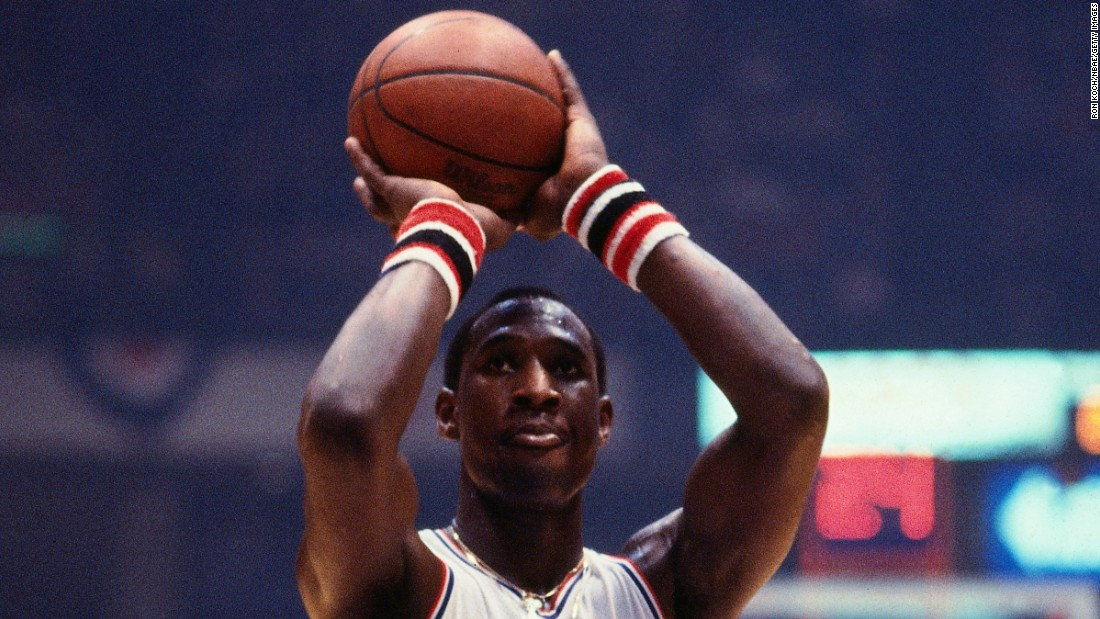 "Longtime NBA center<a href=""http://bleacherreport.com/articles/2556403-darryl-dawkins-basketball-hall-of-famer-dies-at-age-58?utm_source=cnn.com&utm_medium=referral&utm_campaign=editorial"" target=""_blank""> Darryl Dawkins</a>, perhaps best known for his emphatic slam dunks, died August 27 at the age of 58."