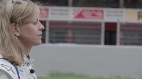 Lone Wolff - A woman's F1 perspective