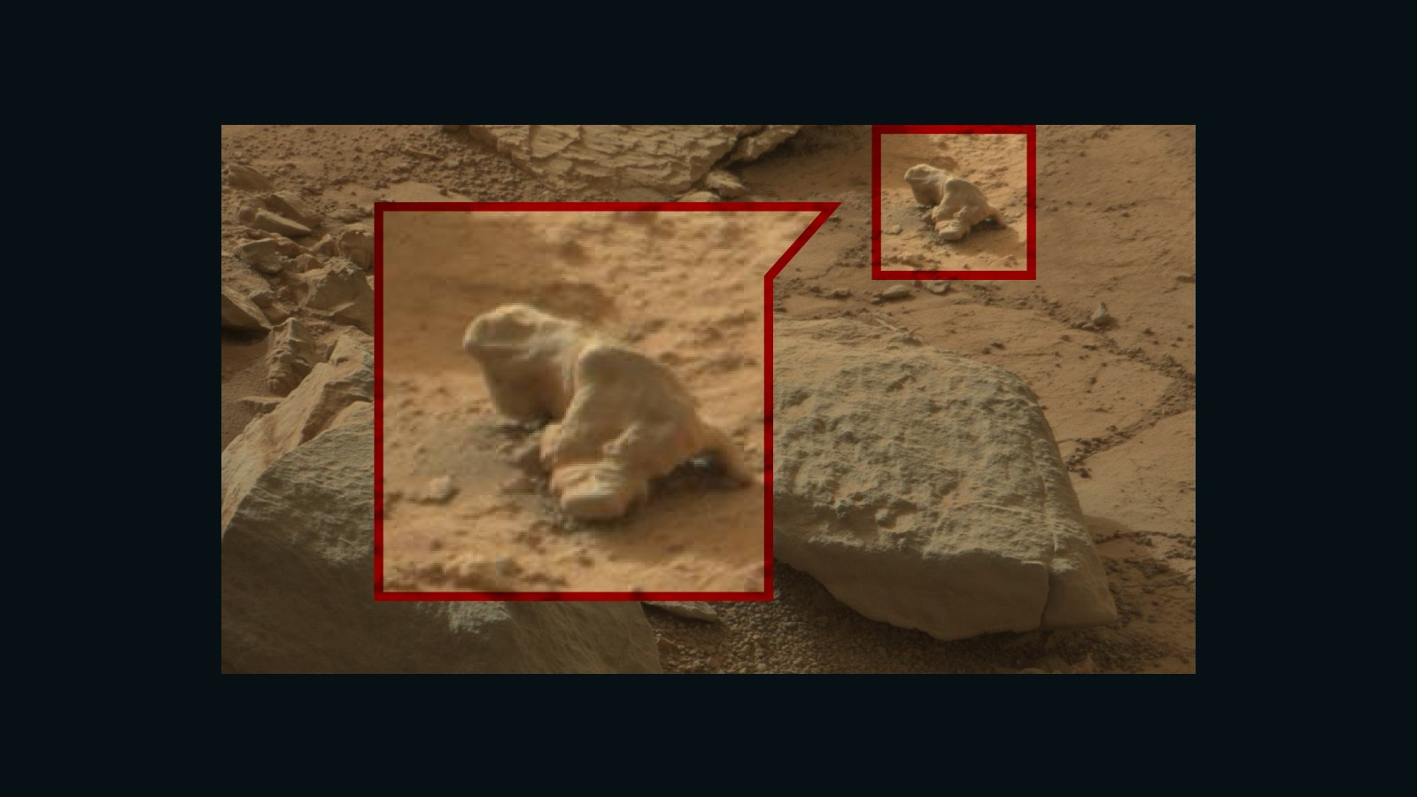 life on mars depends how you see these photos cnn