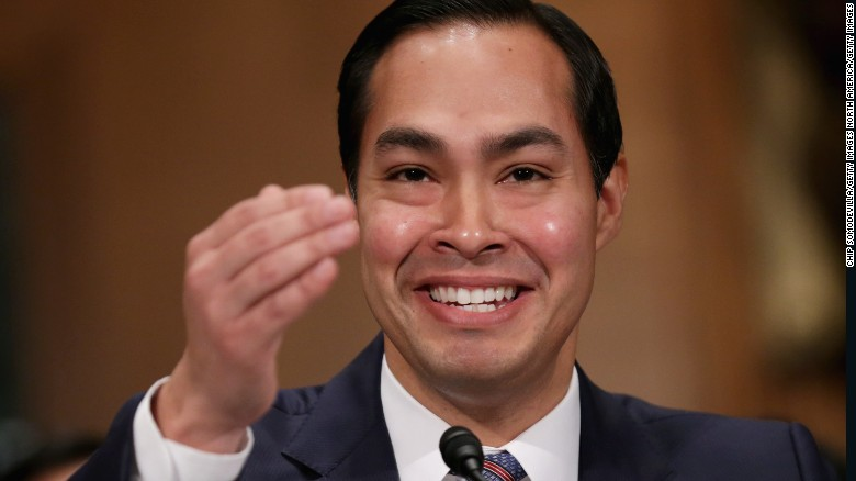 Could Julian Castro join Clinton's ticket?
