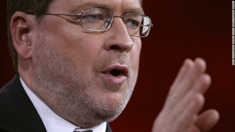 Will Donald Trump sign Grover Norquist's tax pledge?