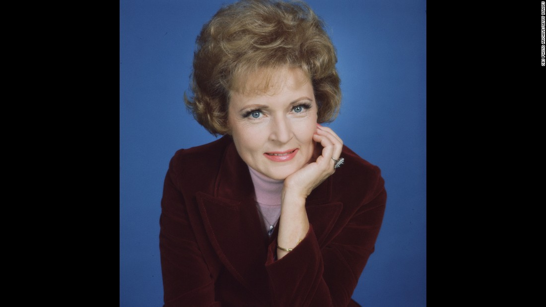 "Betty White was practically born to be on television, having appeared on an experimental broadcast in 1939 when she was 17. Since then she's appeared on many shows, becoming a beloved entertainment figure -- and she's still working<strong>, </strong>appearing on an episode of ""Bones"" in fall 2015. Her previous credits include ""The Mary Tyler Moore Show,"" on which she played the man-hungry, and bitingly witty, Sue Ann Nivens."