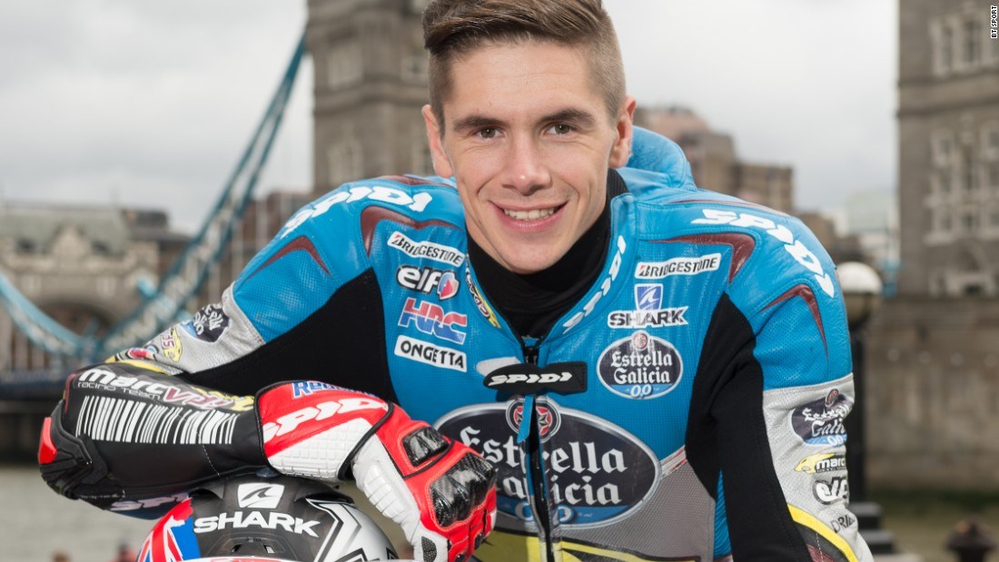 Briton Scott Redding has had a difficult debut year for the Marc VDS Racing Team.  He is currently 14th in the standings.