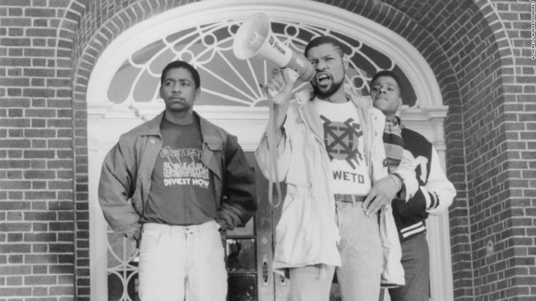 "Director Spike Lee's 1988 paean to life at a historically black college, ""School Daze"" reached for powerful cultural commentary."