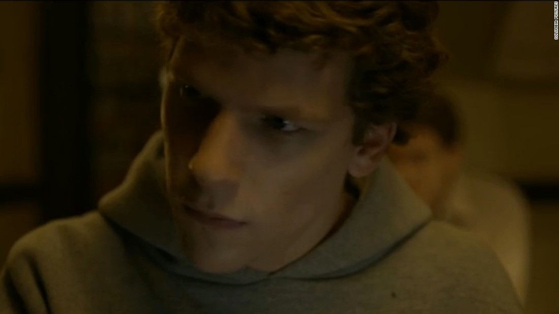 "2010's ""The Social Network"" chronicles the founding of Facebook at Harvard by Mark Zuckerberg and other coders -- and the fallout when their site went huge."