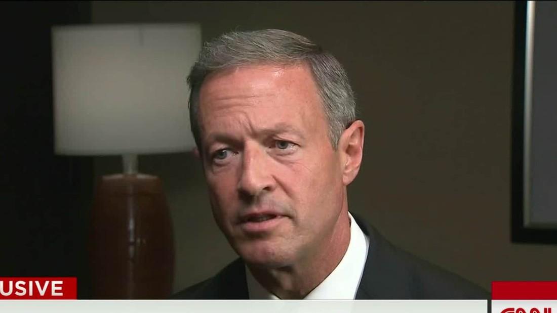Martin O'Malley hits Hillary Clinton on Keystone, emails