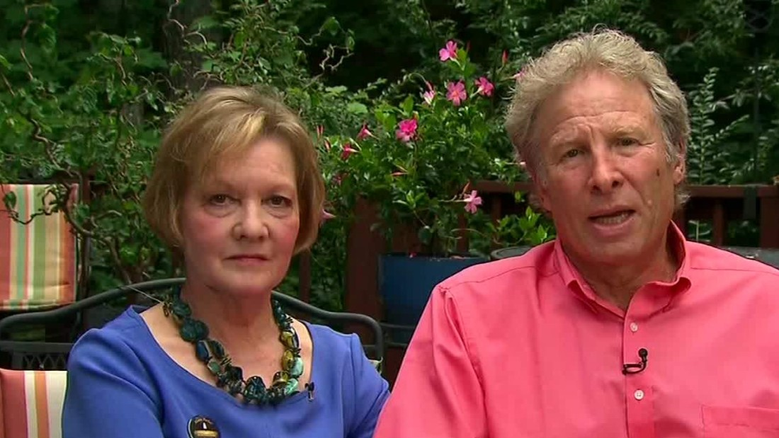 Alison Parker's parents on gun-control fight: 'We cannot be intimidated'
