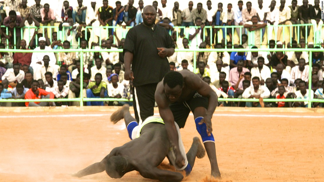 Wrestlers from Sudan have gained new traction within the sport's global community after the visit of a contingent from Japan.
