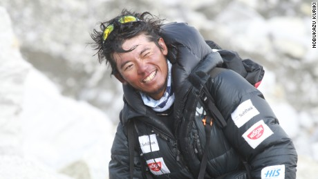 Solo climber Nobukazu Kuriki ready to challenge Everest for the fifth time