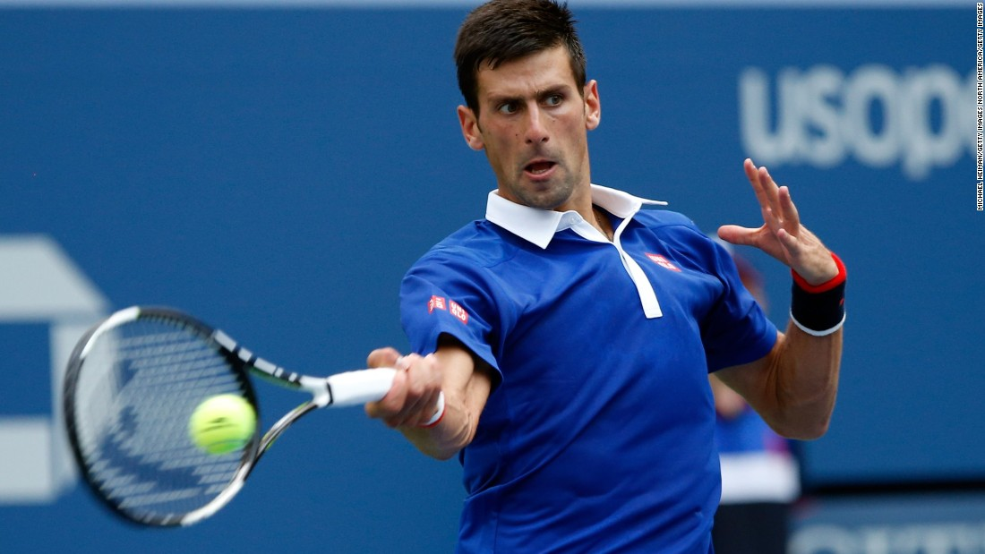 """It's by far the best year of my life,"" Djokovic told CNN. ""I'm trying to cherish every moment spent on the court."""