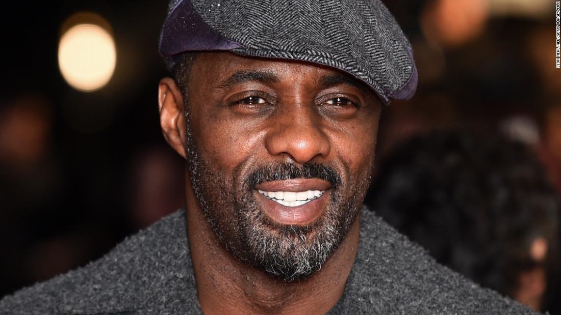 Idris Elba 'too street' to play James Bond, writer says