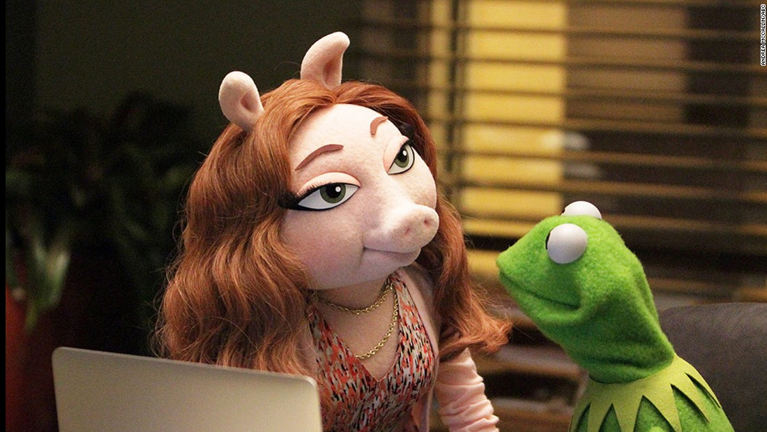 "Kermit the Frog and Miss Piggy broke up in early August, and Kermit has been reported to be seeing an ABC marketer named Denise, <a href=""http://www.people.com/article/muppets-kermit-frog-new-girlfriend-miss-piggy-break-up"" target=""_blank"">according to a People magazine story</a> -- though he says they are just friends. It's a new wrinkle in what was once a great felt-covered love story. Click through to see more."