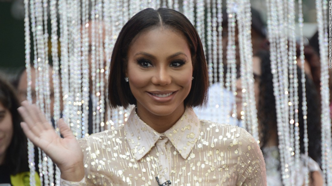 "People are saying good things about reality television star/producer/singer Tamar Braxton's moves. Before the competition started, she told ""Good Morning America"" that she hadn't told her famous sisters about her new gig until the big reveal on September 2. Now she's tearing up the dance floor."