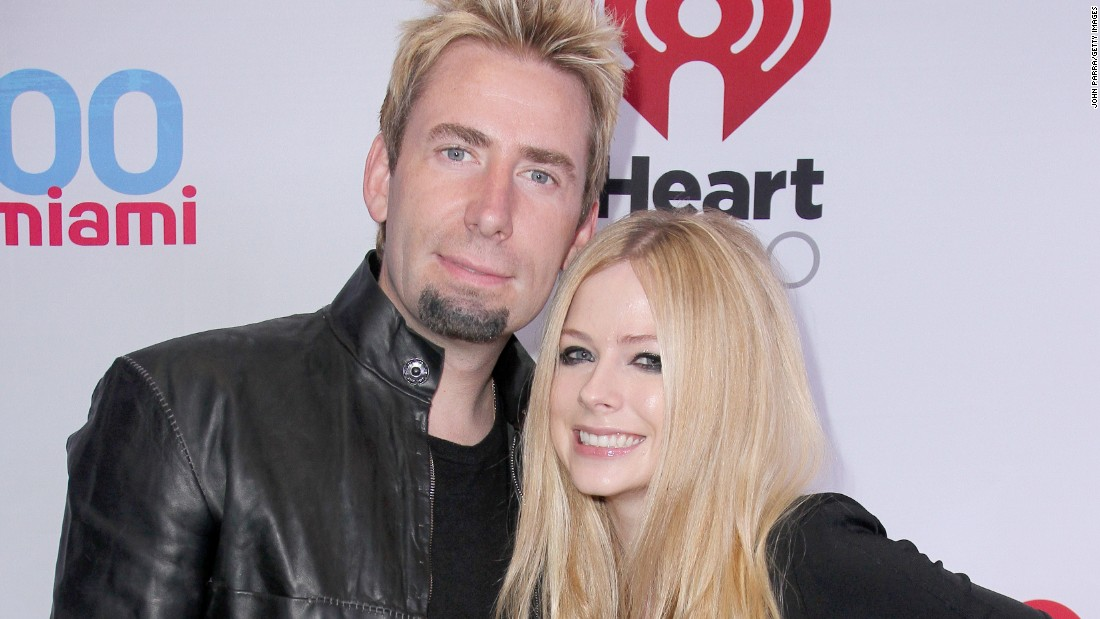 "Singer Avril Lavigne confirmed that she and hubby of two years Chad Kroeger separated. ""It is with heavy heart that Chad and I announce our separation today,"" she said in 2015."