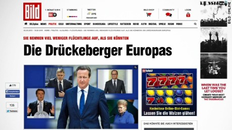 germany bild europes slackers julian reichelt intv wrn_00010101