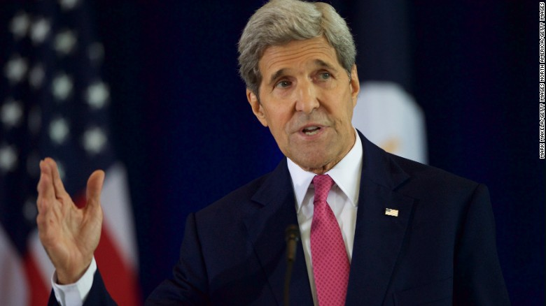 Kerry: Assad must transition 'orderly'