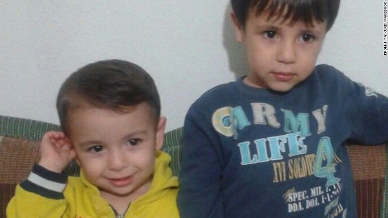 Drowned Syrian toddler and family laid to rest