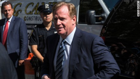 Roger Goodell open to changing his role in NFL punishment process