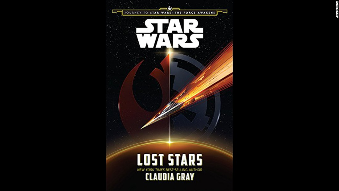 """Lost Stars"" is aimed a the young adult audience."