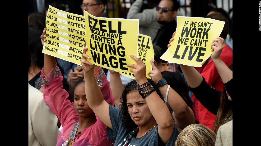 The changing face of modern U.S. labor