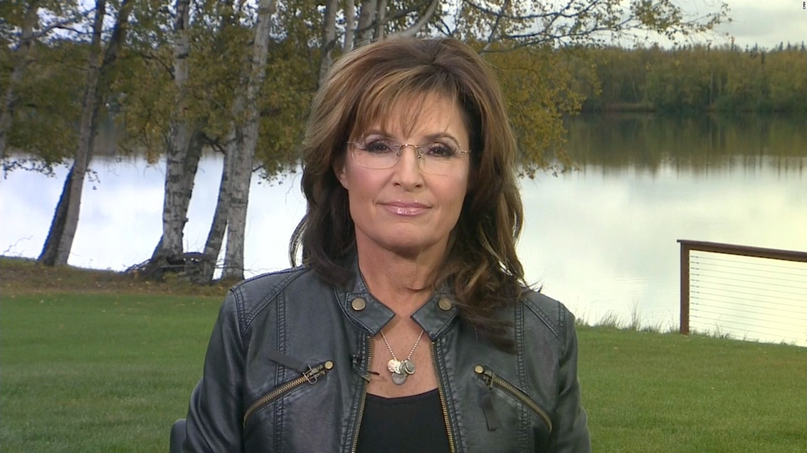 Sarah Palin recommends herself for energy secretary - CNN Video