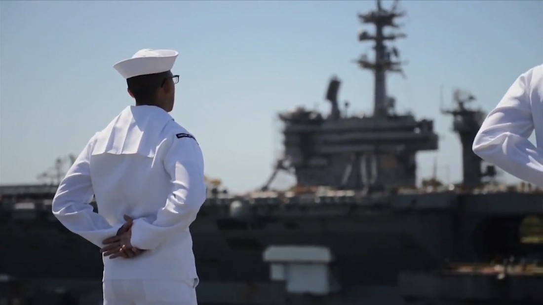Report: U.S. aircraft carriers could become ineffective