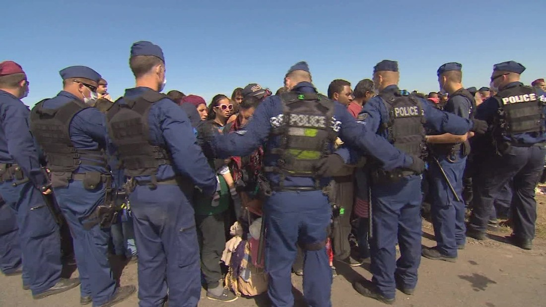 Migrant crisis: More troubles in Hungary as Austria, Germany near tipping point