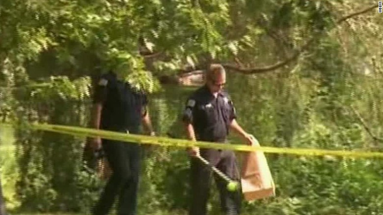 Child's body parts found in Chicago park's lagoon