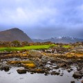 Lofoten Golf Links 14th Hole - 3341 HERO