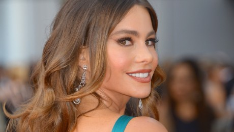 LOS ANGELES, CA - SEPTEMBER 23:  Actress Sofía Vergara arrives at the 64th Annual Primetime Emmy Awards at Nokia Theatre L.A. Live on September 23, 2012 in Los Angeles, California.  (Photo by Frazer Harrison/Getty Images)