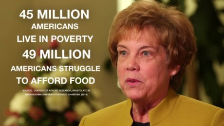 Catholic Charities aims to end poverty in America