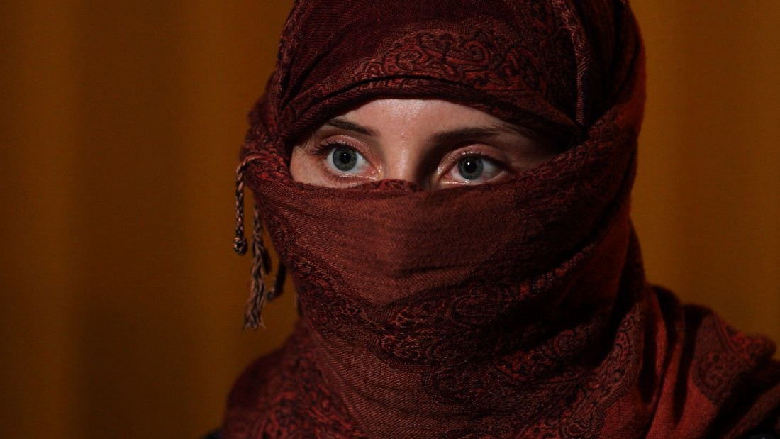 Convert or die: ISIS chief's former slave says he beat her, raped U.S. hostage
