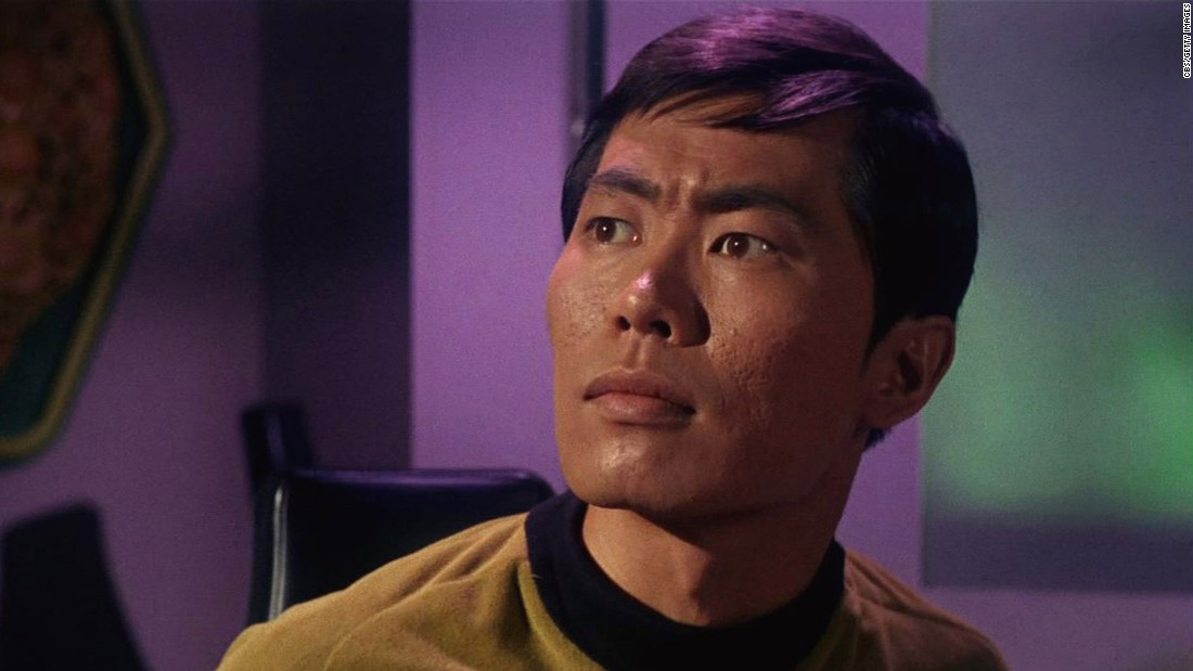 "George Takei portrayed Lieutenant Sulu on the ""Star Trek"" series and in the subsequent movies."