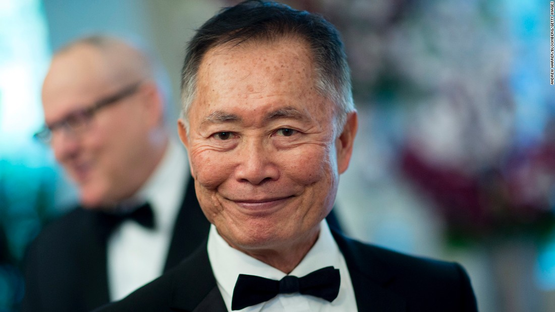 "With his distinctive voice, Takei is now best known for his social media presence and activism for gay rights. He also had a stint announcing on Howard Stern's show, and on the series ""Heroes"" and ""The Neighbors."""