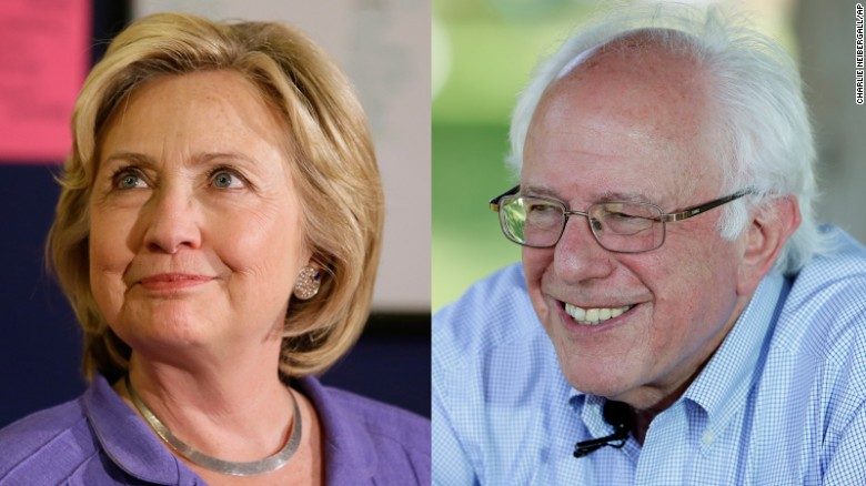 Poll: Sanders closes the gap with Clinton