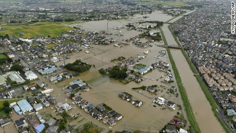 Japan flooding: What's next after record rains?